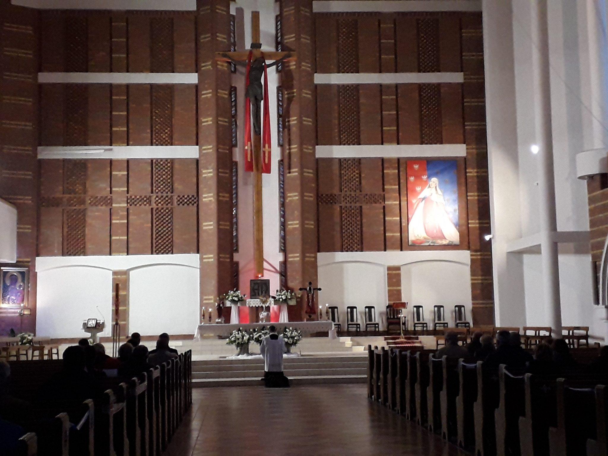 Spotkanie modlitewne w Inowrocławiu