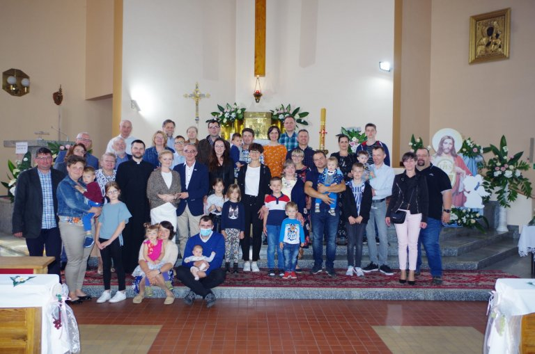 Rejonowy Dzień Wspólnoty w Golinie